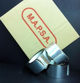 Cinta de aluminio MAPSA