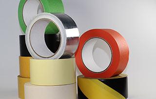 Los 5 tipos de cinta adhesiva principales