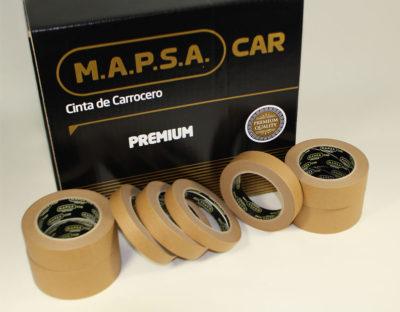 Cinta Krepp MAPSA car premium