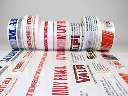 precinto impreso personalizado